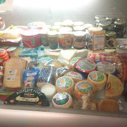 Магазин продуктов в центре 2