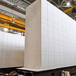 Завод по производству газобетонных блоков 4