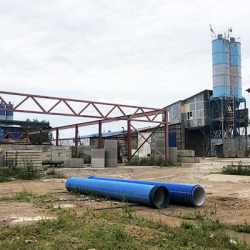 Круглогодичный бетонный завод со стабильным доходом 9