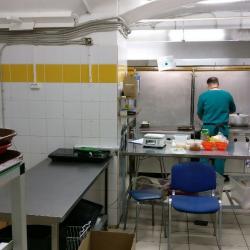 Кухня 140м2 под ключ со всем оборудованием 1