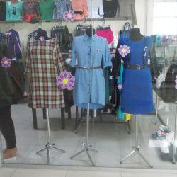 Магазин молодежной женской одежды 2
