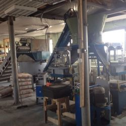 Завод бетонных вибропрессованных стройматериалов 2