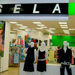 Магазин одежды и аксессуаров известной ТМ Sela 2