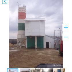 Бетонный завод 1