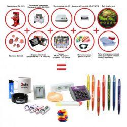 Тампопечать - рекламное производство: сувенирная и промо продукция 1