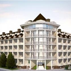 Гостиница, в курортной зоне г. Евпатория, п7100кв