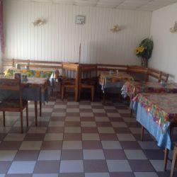 Действующее придорожное кафе на трассе М-4 дон 4