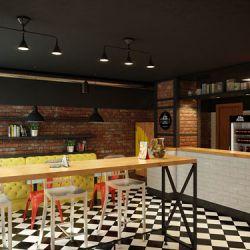 Собственная сеть доставок еды, кафе 7