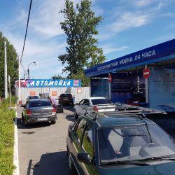 Сеть автомоек самообслуживания volna-complex-spb.ru 11