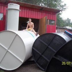 Предприятие по производству конструкций из листовых полимеров 10