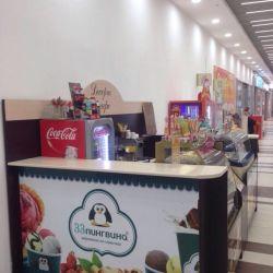 Мини кофейня, мороженое 4