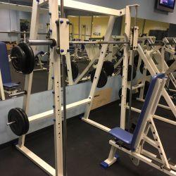 Проф оборудование vasil GYM для фитнес-клуба 5