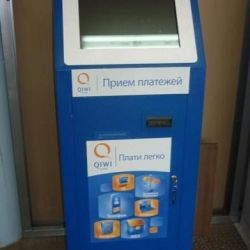 Платёжные терминалы 1