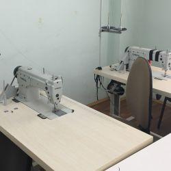 Швейное производство на 30 рабочих мест 5
