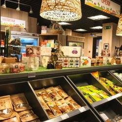 Популярный магазин здорового питания 7