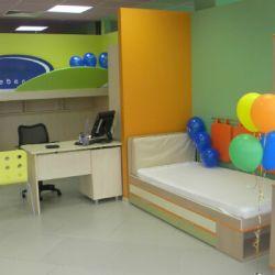 Магазин детской мебели с высокой проходимостью 1
