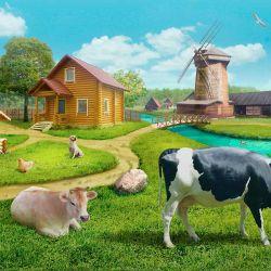 Животноводческое предприятие в собственность