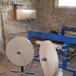 Производство туалетной бумаги 3