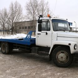 Переоборудование грузовиков. Производство 3