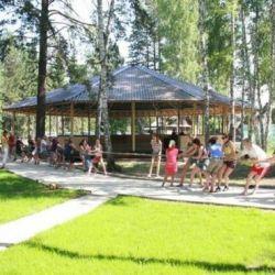 База отдыха на берегу моря в Новосибирске 3