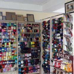 магазин товаров для рукоделия 2
