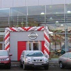 Автосалон. Диллер Nissan и Datsun. Собственность. 1