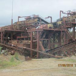 Дробильно-сортировочная фабрика 9