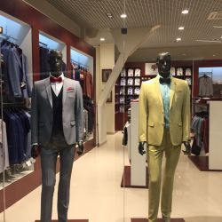 Магазин мужской брендовой одежды в ТЦ Сильвер Молл 10