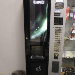 Вендинг. Сеть кофейных автоматов 4