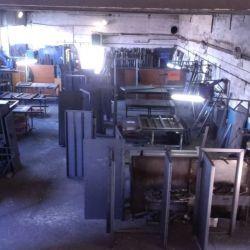 Производство металлических дверей и металлоизделий 1