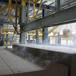 Завод по производству газобетонных блоков 2