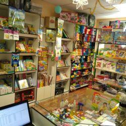 Магазин товаров для детей и творчества 1