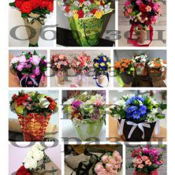 Оптовый бизнес на цветочной упаковки.