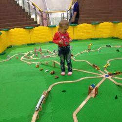 Детская игровая площадка 2