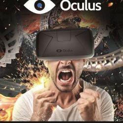 Аттракцион виртуальной реальности Oculus Rift DK2 4