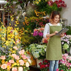Продам магазин цветов. Стабильность. От 50 тысяч прибыли. 4