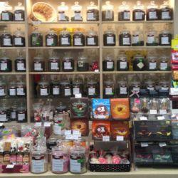 Магазин чая и кофе в крупном ТЦ 2