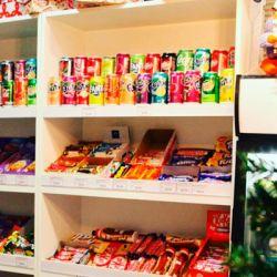 Магазин европейских сладостей в центре Москвы 2