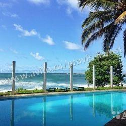 Отель на Шри-Ланке на берегу Индийского океана 2