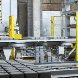 Завод вибропрессованных изделий