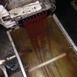 Переработка полимеров, производство гранулы 2