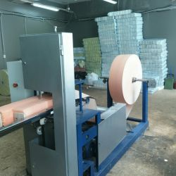 Производство бумажных салфеток 2