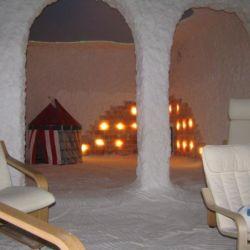 Галоцентр - природная соляная пещера в Кемерово 1