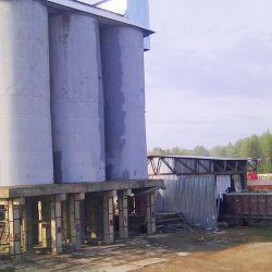 Перевалка цемента в Калужской области 1