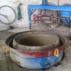 Производство жби колец 1