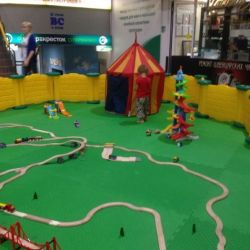 Детская игровая площадка 1