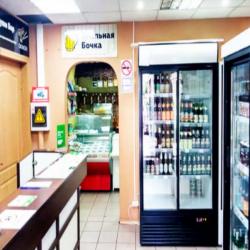Магазин разливного пива с суши-баром 2