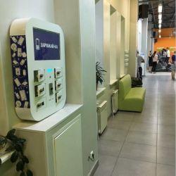 Бизнес по зарядке мобильных устройств 1