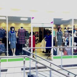 Магазин женской одежды и бижутерии 1
