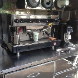 Мобильная кофейня 5